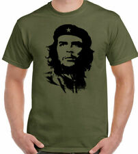 Che Guevara T-Shirt, Mens Anarchy Crass Revolution Freedom Liberty Unisex Top