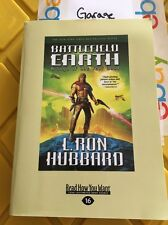 Battlefield Earth : A Saga of the Year 3000 by L. Ron Hubbard (2002 Paperback)