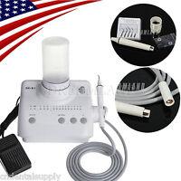 Dental Portable Ultrasonic Piezo Scaler Handpiece Tips Woodpecker EMS USA-SK-E1