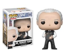 460: Funko Westworld Dr.Robert Ford Pop! Vinylfigur