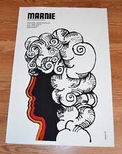 "24x36"" Cuban movie Poster 4 film Marnie.British.Hitchcock Classic art.LAST 1"