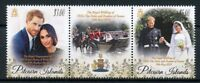 Pitcairn Isl 2018 MNH Prince Harry & Meghan Royal Wedding 2v Set Royalty Stamps