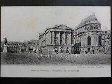 VERSAILLES, Chapelle et Aile de Louis XV, Old Postcard  140515