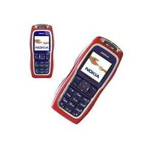 Phone Mobile Phone Nokia 3220 Blue Red Gsm Camera Games Top Quality