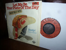 "Roastbeef Rosa, Let Me Be Your Plate Of The Day, Beefty, German Polydor, 7"" 1979"