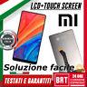 LCD DISPLAY+TOUCH SCREEN XIAOMI MI MIX 2 / 2S MDE5 SCHERMO VETRO MONITOR NERO!!!
