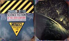 F.M.Robinson SCIENCE FICTION OF 20th CENTURY cofanetto 1a ediz. americana 1999