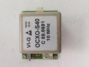 VI-G OCXO-S40  CMU-B12 10MHZ 10VDC&5VDC  OCXO