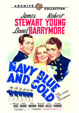 Navy Blue and Gold [New DVD] Manufactured On Demand