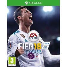 Juego FIFA 18 Xbox One