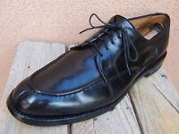 ALLEN EDMONDS Mens Dress Shoes Black Leather Comfort Lace Up Oxford Size 11.5C