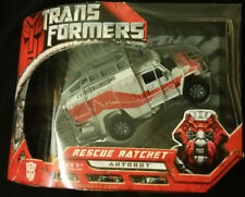 Transformers Rescue Ratchet 2007 rotf dotm movie aoe MISB Target Variant