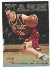 STEVE NASH 1996-97 Score Board Rookie #18 NM-MT Phoenix Suns Santa Clara NBA HOF