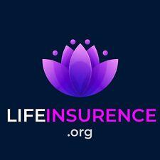 LifeInsurence.org - Domain Name