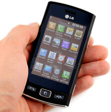 LG GM360i Black Unlocked GSM Quadband,5 MPCamera,Touch Screen Cell Phone.