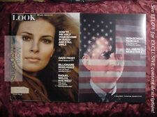 LOOK March 24 1970 RAQUEL WELCH MAE WEST ROSS PEROT +++