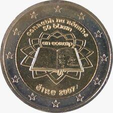 Pièces euro de l'Irlande Année 2007