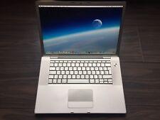 "MacBook Pro A1226 15,4"" / Core 2 Duo 2,20 Ghz / 200 Go / 3 Go / Qwerty"