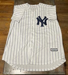 Majestic MLB Merchendise NY Yankees Aaron Judge #99 Jersey Coolbase Size XL