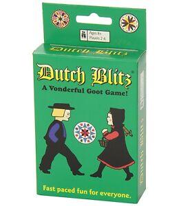 New Dutch Blitz Card Game PA Dutch Family Card Game Original