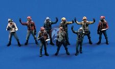 Verlinden 1/48 US Navy Carrier Deck Crew (Multipose parts for 3 Figures) 310