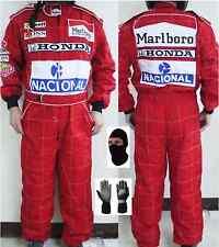 Honda Mclaren Hobby Kart Race Suit