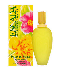 Jardin de Soleil Women by Escada Eau de Toilette Spray 3.3 oz - Rare in Box