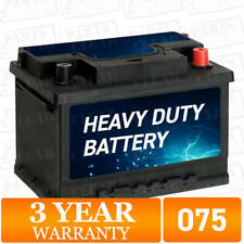 For Alfa Romeo 156 - Car Battery 075 12V 60Ah 540A L:242mm H:175mm W:174mm