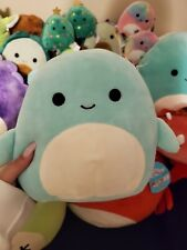 Squishmallow dolphin perry nwt 8 inch