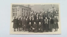 Foto 29K1441 Personengruppe in Kyritz ca.9x13cm