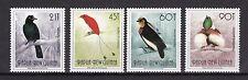 Briefmarken mit Vögel-Motiven aus Papua-Neuguinea