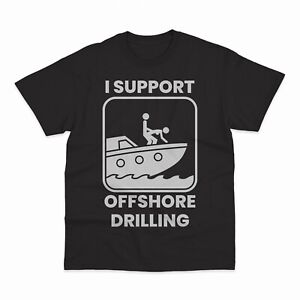 Offshore Drilling Fun T-shirt Aussie Seller FREE Delivery