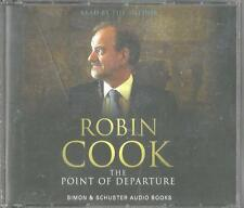 The Point of Departure  by Robin Cook  Audio Cd