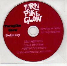 (EH736) Turn Pike Glow, Debussy - DJ CD