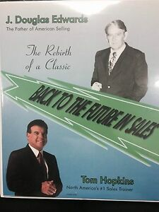 Tom Hopkins- Back to the future in sales