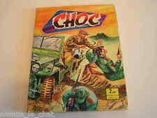 Artima  NO  COMICS POCKET      CHOC SERIE 1   N° 1.2.3 + COMMANDO 1.2.3  de 1959