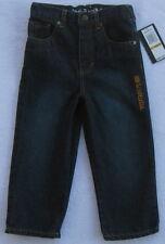 NWT ECKO UNLTD. Boys Dark Blue Jeans(Size 3T) MSRP$34.00 NEW