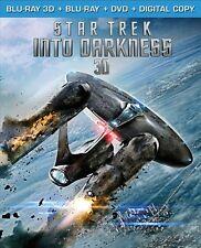 Star Trek: Into Darkness 3D (Blu-ray 3D + Blu-ray + DVD)