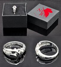 Neon Genesis Evangelion EVA Cosplay Spear of Longinus Ring With Box