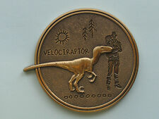 Dinosaur Squadron Jewranger Guardian Beast Medal Set japan