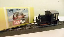 Brawa H0 0599 Köf BR Kö 0179 DB schwarz für Märklin/AC digital   O30
