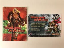 PROMO CARD: WARLORD OF MARS BREYGENT 2012 EMERALD CITY COMIC-CON EXCLUSIVE