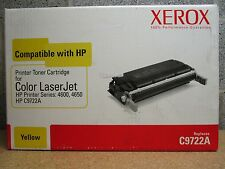 NEW 6R943 OEM XEROX For HP C9722A 641A Laserjet 4600 4650 Series Open Box Sealed