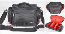 black Photo camera bag DV case for Canon eos 60D 5D 700D 6D 7D 70D 650D