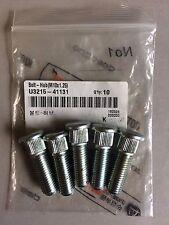 Lot of 5 New OEM KIOTI U3215-41131 Rear Wheel Stud Bolt Hub M10X1.25 for MEC2200