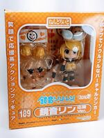 NEW Kendoroid Vocaloid Kagamine Rin Figure Cheerful ver. Good Smile Company USA!