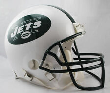 NEW YORK JETS NFL Riddell Pro Line AUTHENTIC VSR-4 Football Helmet