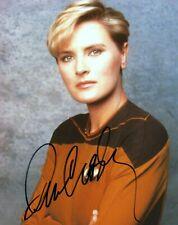 Denise Crosby Star Trek The Next Generation Signed 8x10 Autographed Photo COA 1