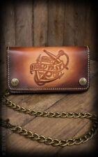 "Cartera Piel - Leather Wallet ""Anchor"""