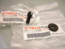 ORIGINALI YAMAHA BOLT SCREW NUT CLUTCH CABLE adjusting RD 250 RD 350 rd400 SR 500